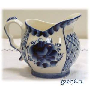 Молочник Голубая Рапсодия (1 сорт)