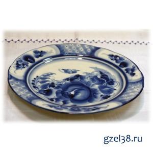 Тарелка пирожковая Дубок (1 сорт)