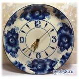 Часы настенные Тарелка