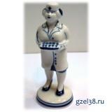 Скульптура Медсестра 1сорт
