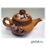 Чайник с росписью 0.7л